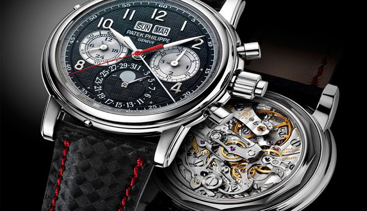 Top Five Brands For Luxury Swiss Watches