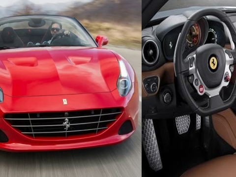 Ferrari Portofino 2019 The newest luxury sports car