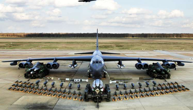 Stratofortress has undergone many upgrades and modifications