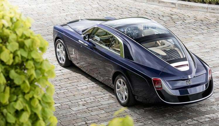 Rolls Royce rolls out Most Expensive Car in the World