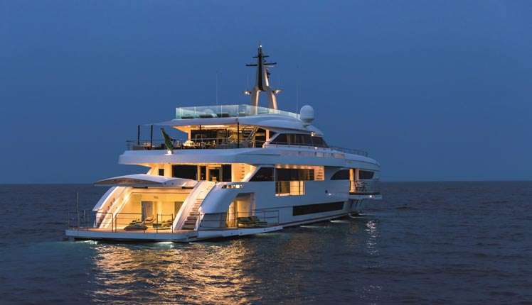 Things to carry while on a luxury yachting