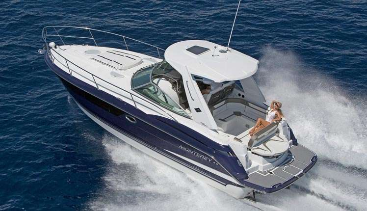 Types of smaller Yachts per deck variety