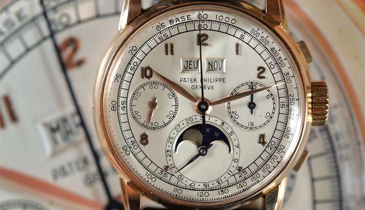 The Super Complication by Patek Philippe is the most expensive watch in the world.